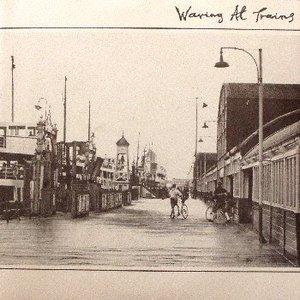 Image for 'Waving At Trains'