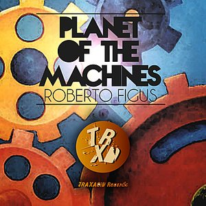 Image for 'Planet of The Machines - EP'