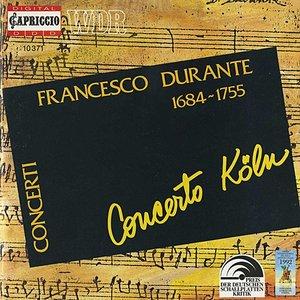Image for 'Durante, F.: Concertos for Strings Nos. 1-6 (Concerto Cologne)'