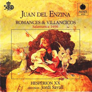 Image for 'Juan Del Enzina: Romances & Villancicos'