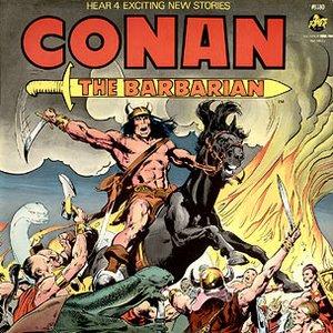 Bild för 'Conan the Barbarian - 4 Story LP'