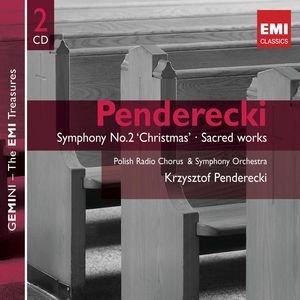 Image for 'Penderecki: Symphony No.2, Te Deum & Magnificat'