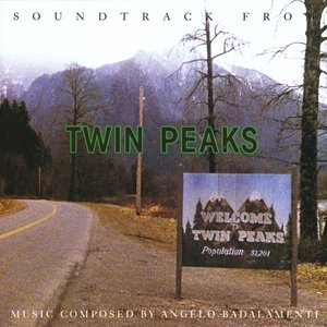 Imagem de 'Soundtrack From Twin Peaks'