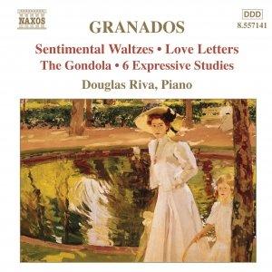 Bild für 'GRANADOS: Sentimental Waltzes / 6 Expressive Studies'