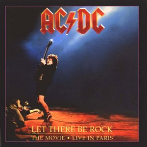 Image for 'Bonfire (disc 3: Let There Be Rock: Live in Paris)'