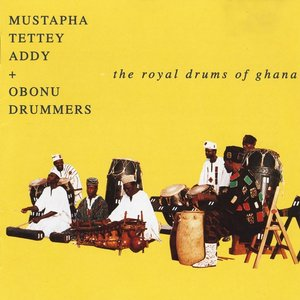 Image for 'The Royal Drums of Ghana'