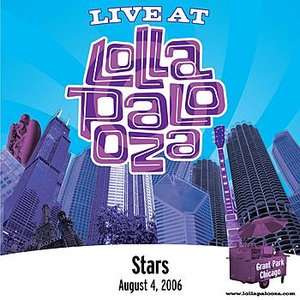 Image for 'Live at Lollapalooza 2006: Stars'