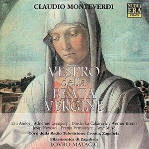 Image for 'Vespro della Beata Vergine: Domine ad adiuvandum'