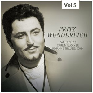 Image for 'Fritz Wunderlich, Vol. 5 (1957-1960)'