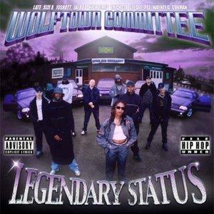 Image for 'Legendary Status'