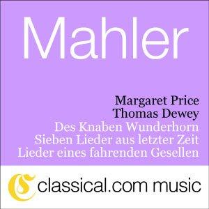 Image for 'Gustav Mahler, Lieder Eines Fahrenden Gesellen'