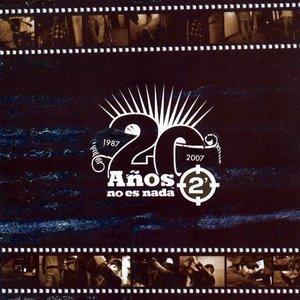 Image for '20 Años No Es Nada'