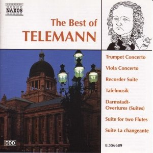 Image for 'TELEMANN (THE BEST OF)'