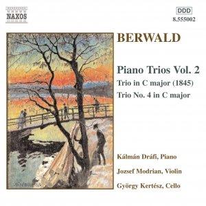 Image for 'BERWALD: Piano Trio in C Major / Piano Trio No. 4'