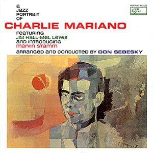 Image for 'A Jazz Portrait of Charlie Mariano'