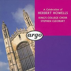 Image for 'Howells: Choral Music'