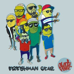 Image for 'Freshman Gear (Deluxe Edition)'