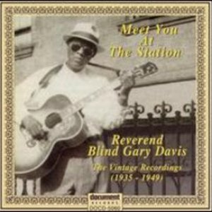 Bild für 'Meet You At The Station: The Vintage Recordings (1935-1949)'
