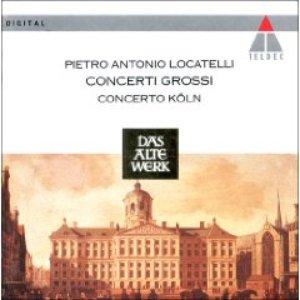Image for 'Locatelli : Concerti grossi'