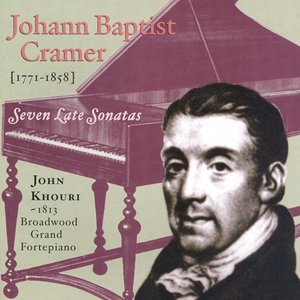 Image pour 'Cramer: Piano Sonatas Played On Broadwood Grand Fortepiano'