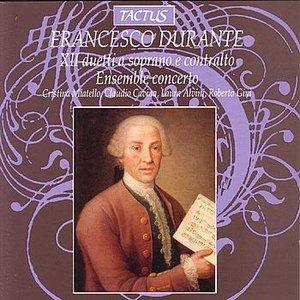 Bild för 'Durante: XII Duetti a Soprano e Contralto'