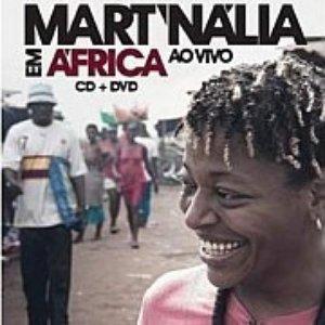 Image pour 'Mart'nália Em África Ao Vivo'