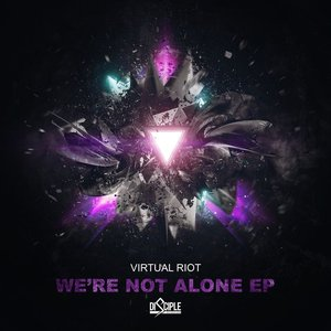 Image for 'We're Not Alone EP'