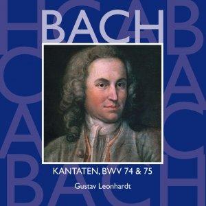 """Image for 'Bach, JS : Cantata No.75 Die Elenden sollen essen BWV75 : III Aria - """"Mein Jesus soll mein alles sein"""" [Tenor]'"""