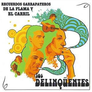 """""""Recuerdos Garrapateros de la Flama y el Carril""""的封面"""