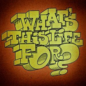 Bild für 'What's This Life For?'