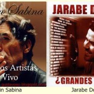 Image for 'Joaquin Sabina & Jarabe De Palo'