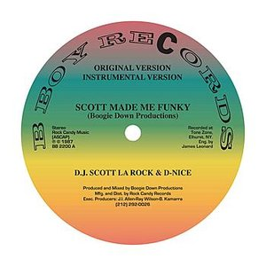 """Image pour 'Scott Made Me Funky 12""""'"""