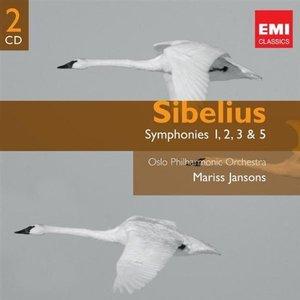 Image for 'Sibelius: Symphonies 1, 2, 3 & 5'