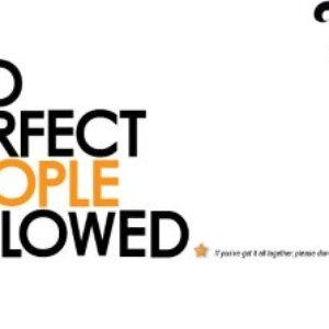 Изображение для 'No Perfect People Allowed'