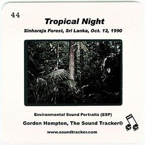 Image for 'Tropical Night (Sinharaja Forest, Sri Lanka, October 12, 1990)'