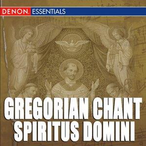 Image for 'Gregorian Chant: Spiritus Domini'