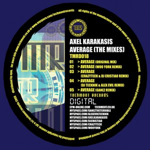 Image for 'Average (The Mixes)'