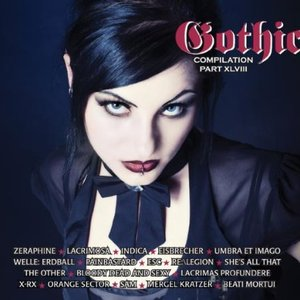 Image for 'Gothic Compilation, Part XLVIII'