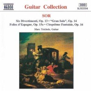 Imagem de 'Folies d'Espagne et un menuet, Op. 15a'