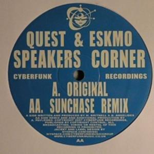 Image for 'Speakers Corner'