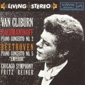 Image for 'Rachmaninoff / Beethoven: Piano Concertos'