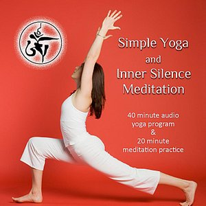 Image for 'yama therapeutics Simple Yoga & Inner Silence Meditation'