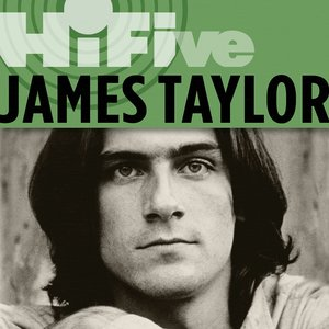 Immagine per 'Rhino Hi-Five: James Taylor'