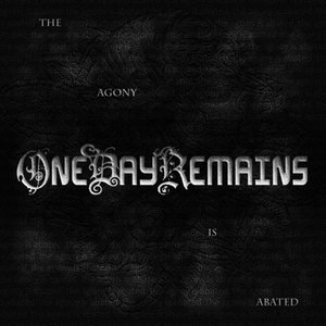 Image for 'The Agony Is Abated E.P.'