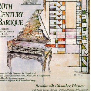 Image for '20th Century Baroque: Modern Reflections On Old Instruments'