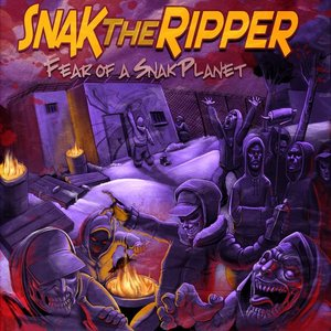 Image for 'Fear Of A Snak Planet'