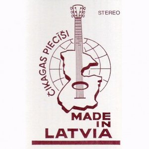 Image for 'Made In Latvia'