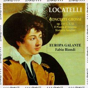 Image for 'Concerti grossi / Il Pianto d'Arianna / Sinfonia funebre (Europa Galante feat. conductor: Fabio Biondi)'
