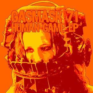 Image for 'BH008EP - Gasmask 71 - Human Game Ep'