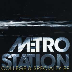 Image for 'College & Specialty EP'